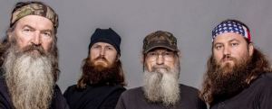 Duck Dynasty doesn't miss a session