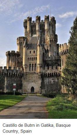 Basque County