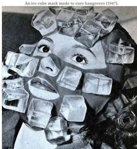 hangover ice cubes